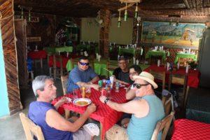 Paladar in Vinales, Cuba