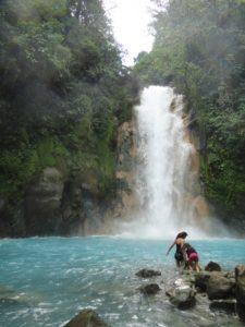 Visit Costa Rica Rio Celeste