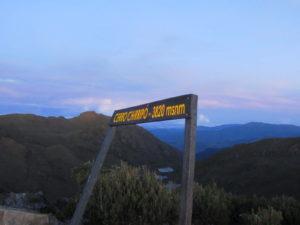 Chirripo Costa Rica