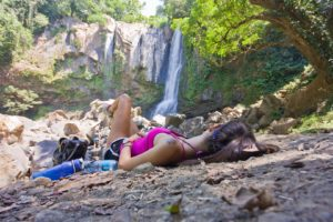 Visit Costa Rica, Nauyaca waterfalls