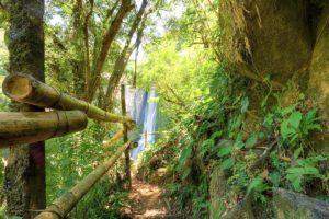 Visit Costa Rica, Nauyaca waterfalls
