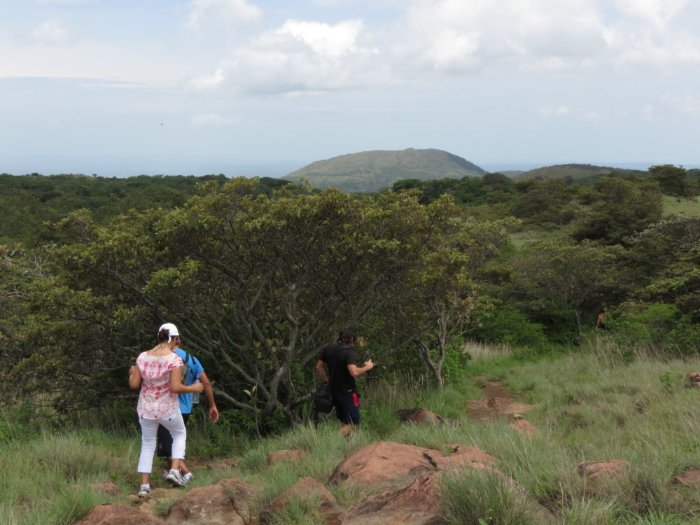 Travel Costa Rica, hike Rincon de la Vieja National Park