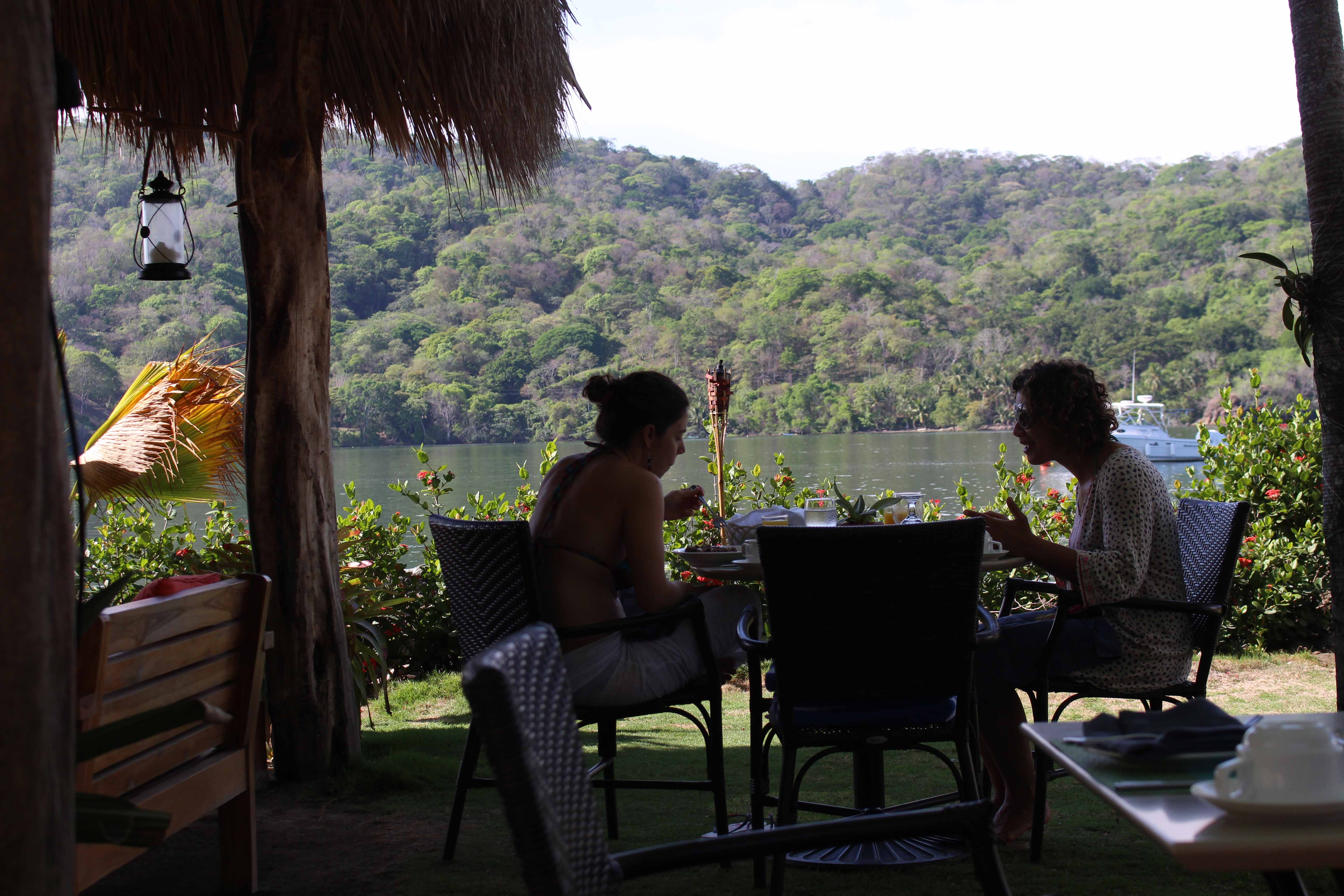 Breakfast Glamping-Costa-Rica